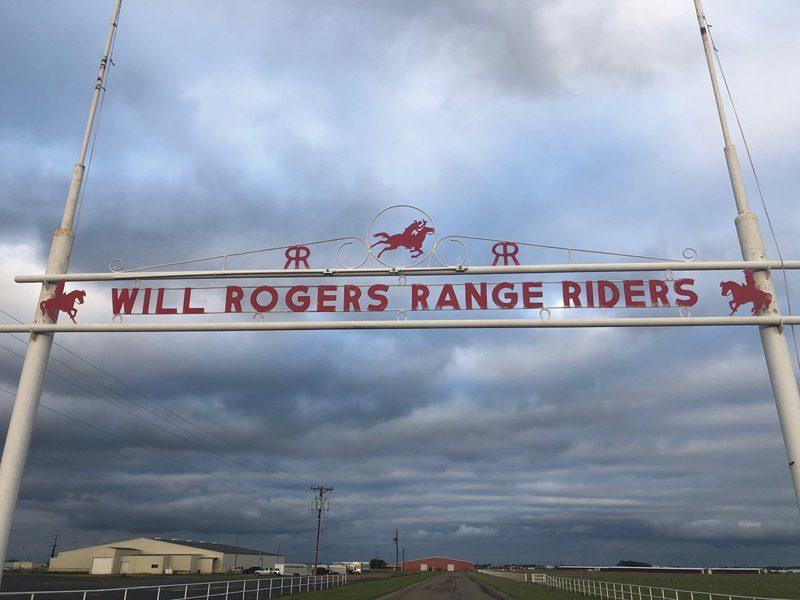 Amarillo S Will Rogers Range Riders Calf News